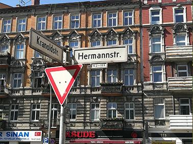 Kranoldstraße