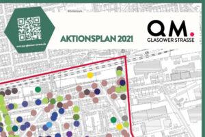 Aktionsplan Glasower Straße veröffentlicht
